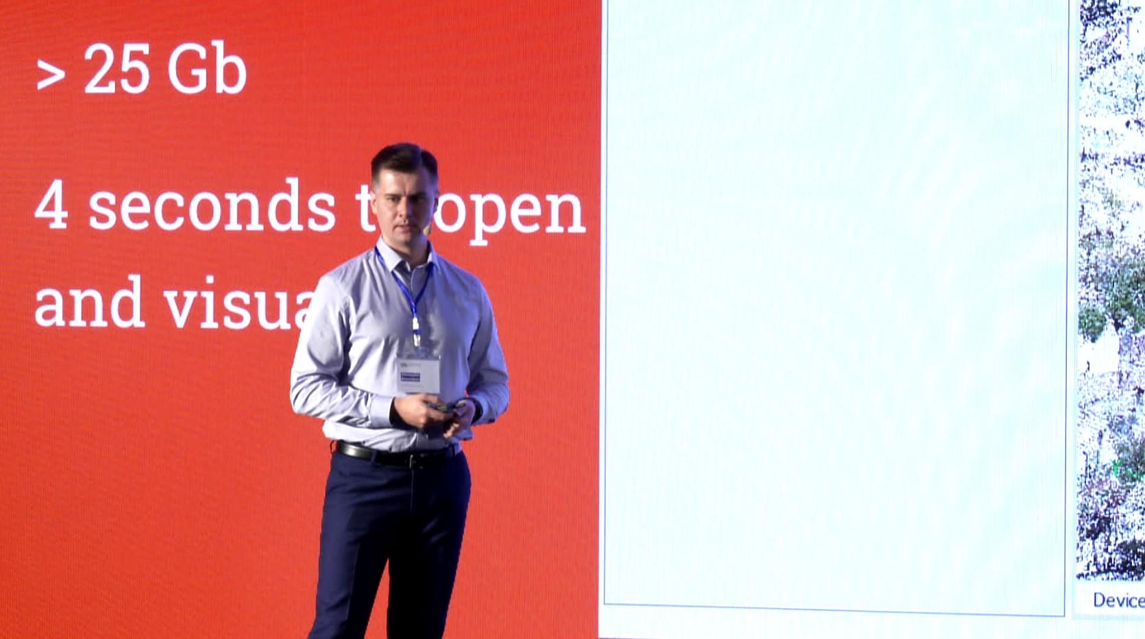 Alex Borovikov presents new ODA's interoperability solution